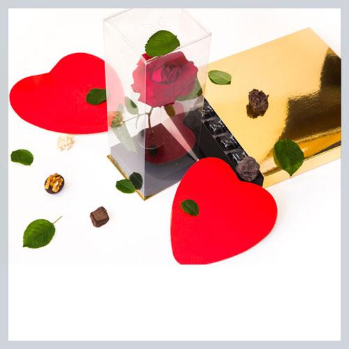 Cajas para flores