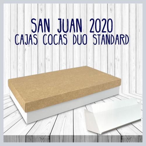 Cajas DUO standard