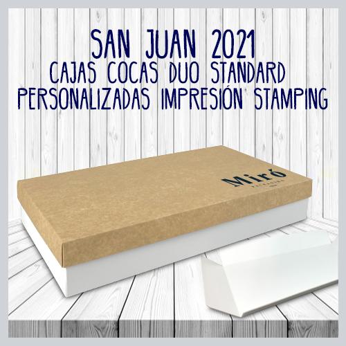 Caja coca duo standard